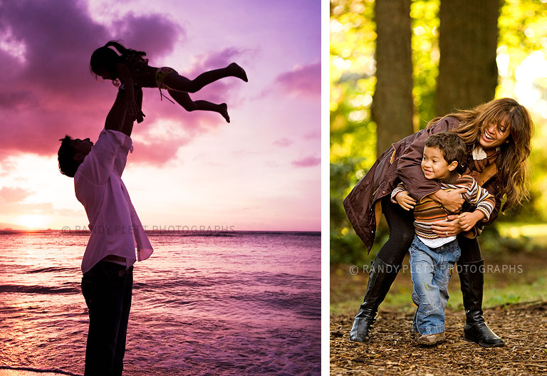 Travel & Lifestyle Stock Photos | Healthy Family Outdoors